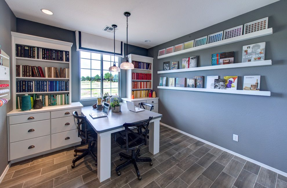 Dorn Homes for a Modern Home Office with a Prescott Valley Az and Villas at Quailwood by Dorn Homes