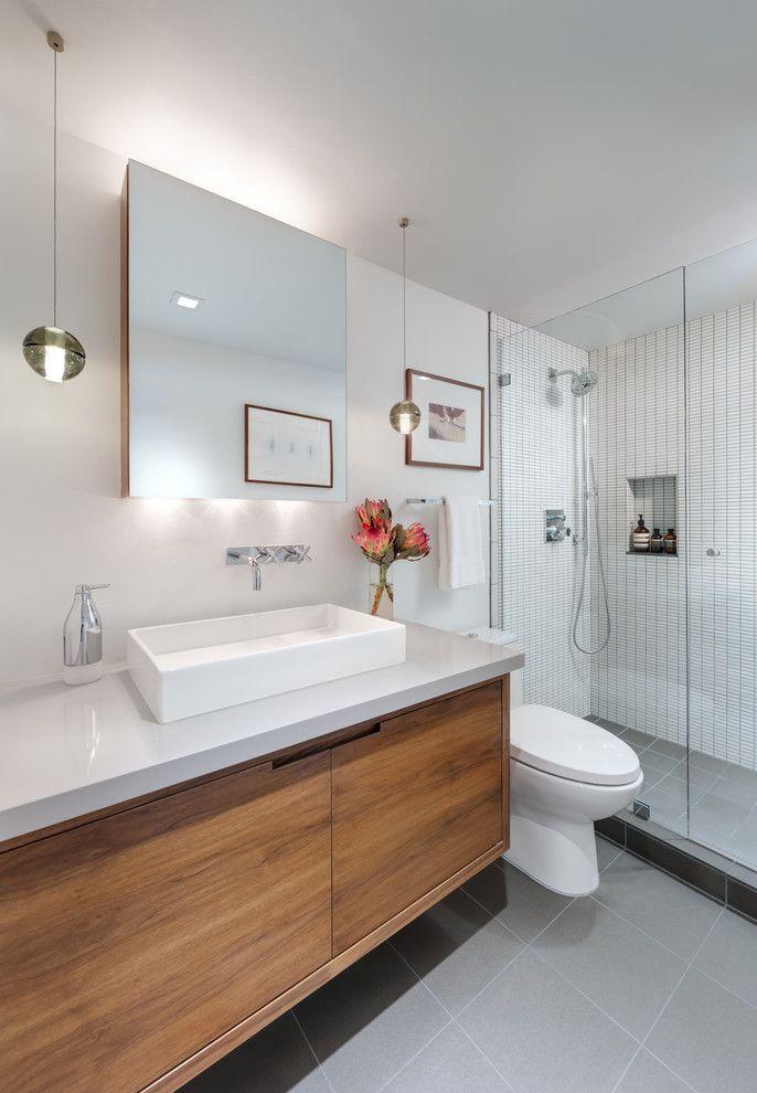 Dornbracht for a Contemporary Bathroom with a Dornbracht and Contemporary Bathroom by Houzz.com