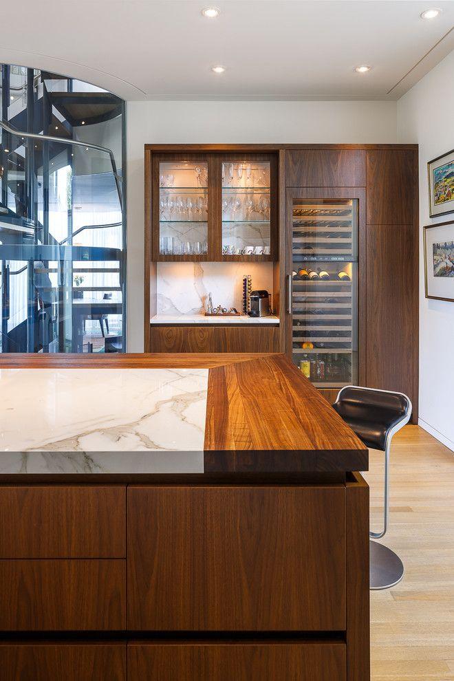 Downsview Kitchens for a Contemporary Kitchen with a Open Kitchen and Contemporary Downsview Kitchen Design   Astro Design Centre   Ottawa, Canada by Astro Design Centre