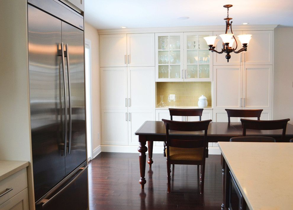 Downsview Kitchens for a  Kitchen with a  and Kirkland Residence   Downsview Kitchen by Audacia Design Downsview Kitchens