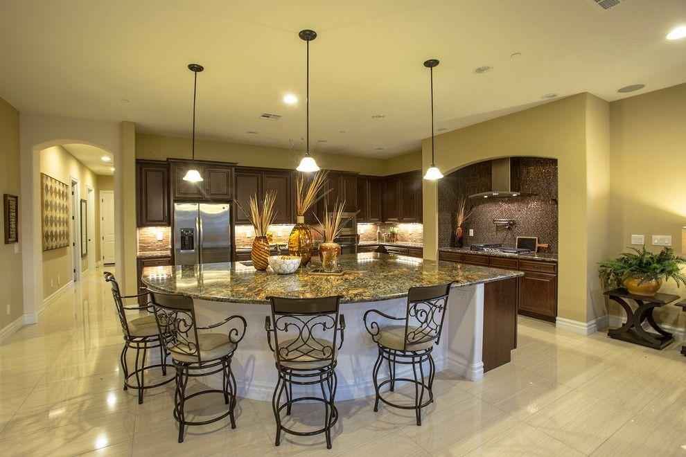 Dr Horton Las Vegas for a Rustic Spaces with a Rustic and Dr   Pine Ridge Estates   5100 by Design Source Interiors Las Vegas
