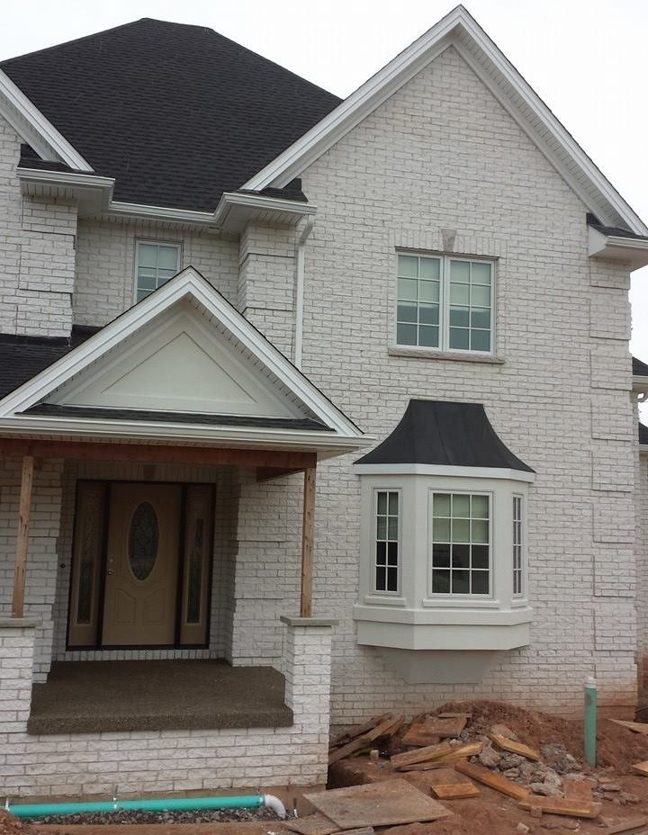 Dryvit for a  Exterior with a Eifs and Dryvit System by Ekova Construction Llc.  Wny Plastering