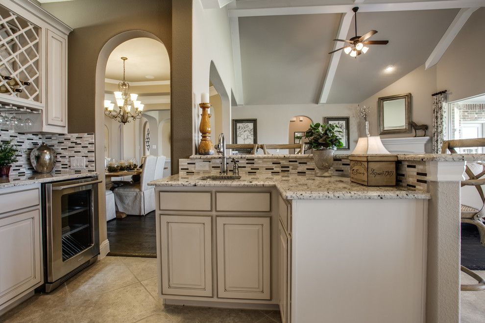 Dunhill Homes for a Contemporary Kitchen with a Contemporary and Willow Ridge Estates by Dunhill Homes