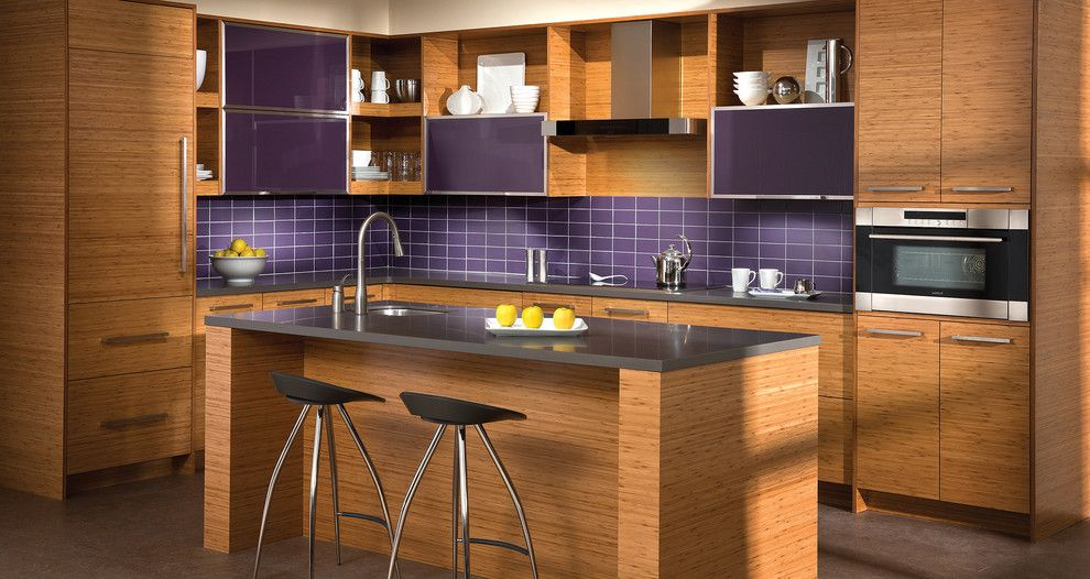 Dura Supreme For A Contemporary Kitchen With A Modern Design