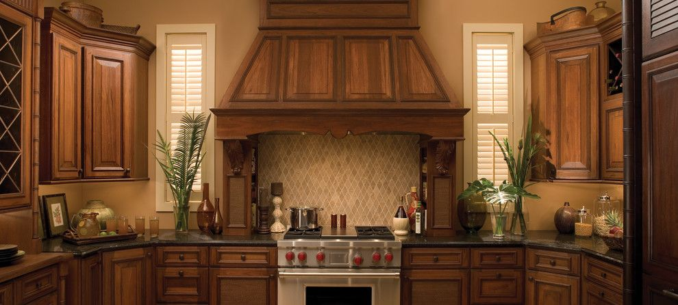 Dura Supreme for a Tropical Kitchen with a West Indies Kitchens and is There Any Other Place You'd Rather Be? by Dura Supreme Cabinetry