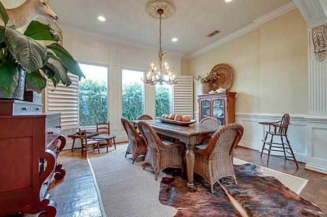 Ebby Halliday Plano for a Traditional Dining Room with a Ebby Halliday and Michael Molthan Luxury Homes Formal Dining Rooms by Michael Molthan Luxury Homes