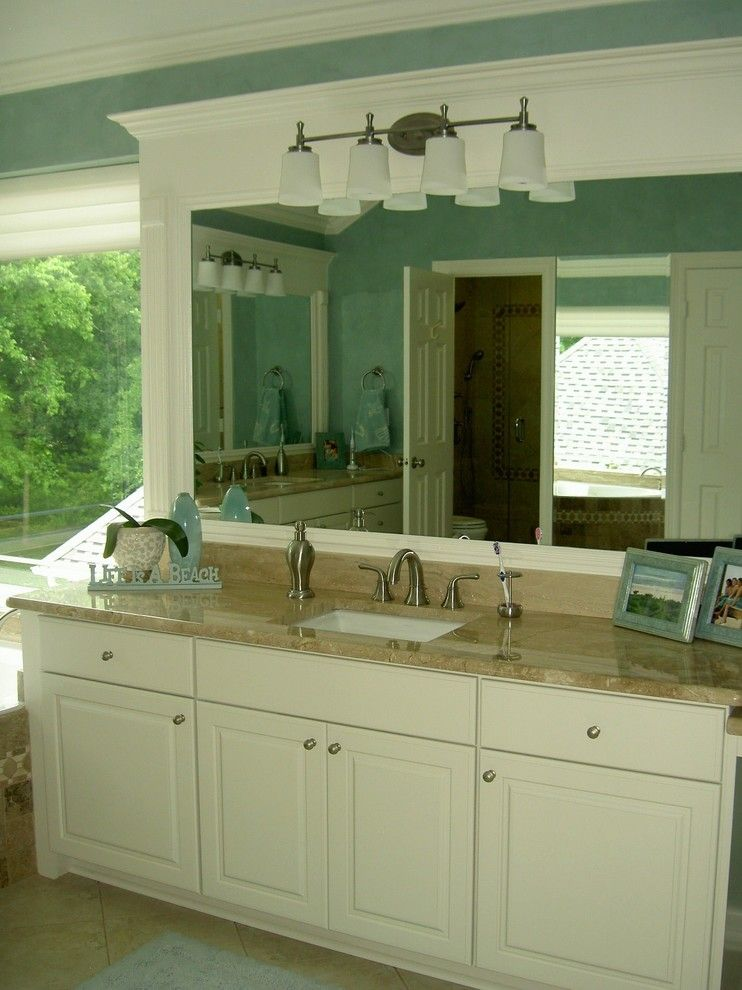 Efaucets for a  Bathroom with a  and Bathroom by Delightful Designs by Ashley