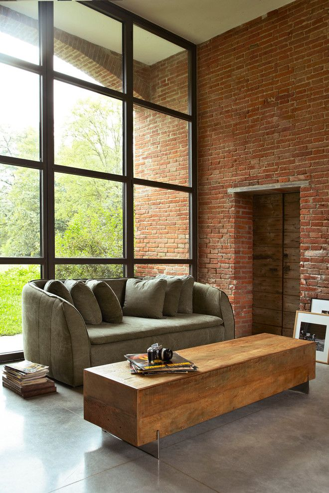 Efo Furniture for a Contemporary Living Room with a Organic Furniture and Pacifica Sofa & Beam Coffee Table by Environment Furniture