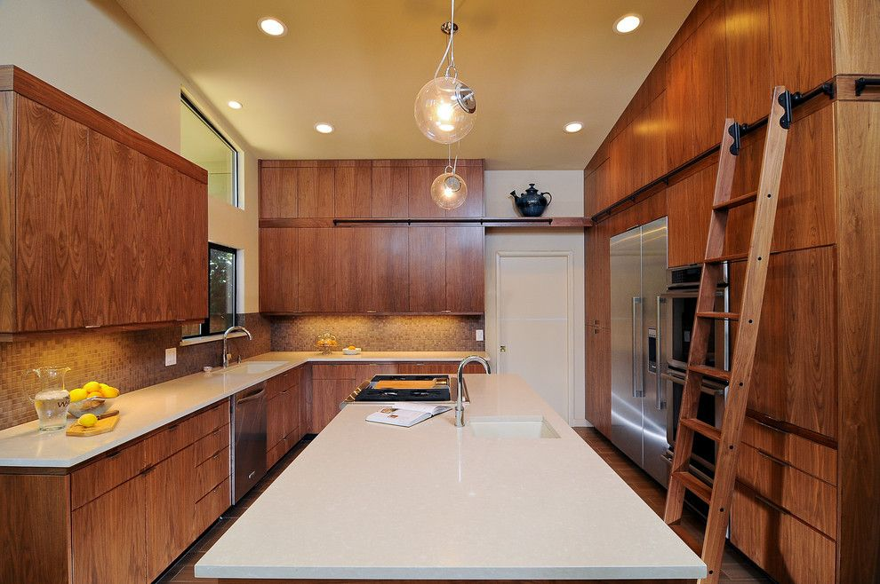 Efo Furniture for a Modern Kitchen with a Interior Design and Eco Chic Baker's Kitchen and Bar by Kerrie L. Kelly