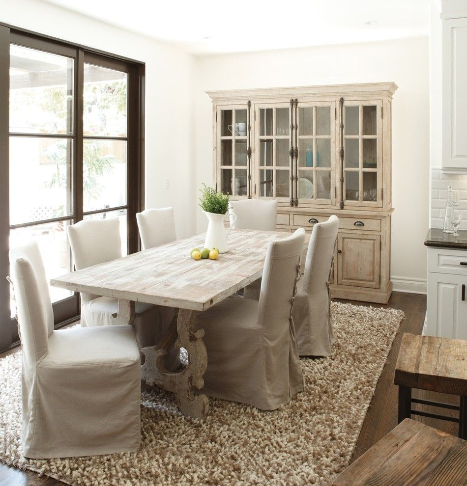 Efo Furniture for a Traditional Dining Room with a Country and French Country by Zin Home