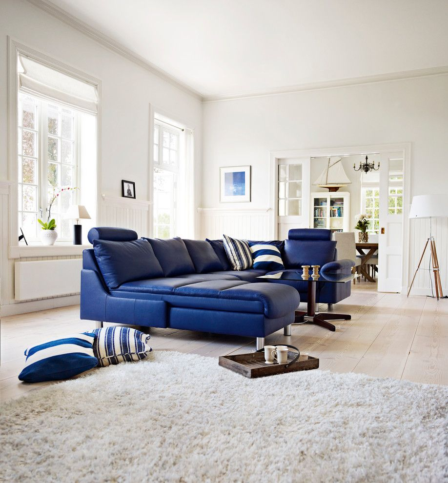 Eloquence Furniture for a Contemporary Living Room with a Leather Chair and Stressless by Ekornes   Chairs, Recliners & Sofas Imported From Norway by Ergo Beds