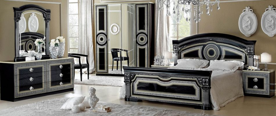 Esf Furniture for a  Bedroom with a European Style and Furniture by Esf Wholesale Furniture