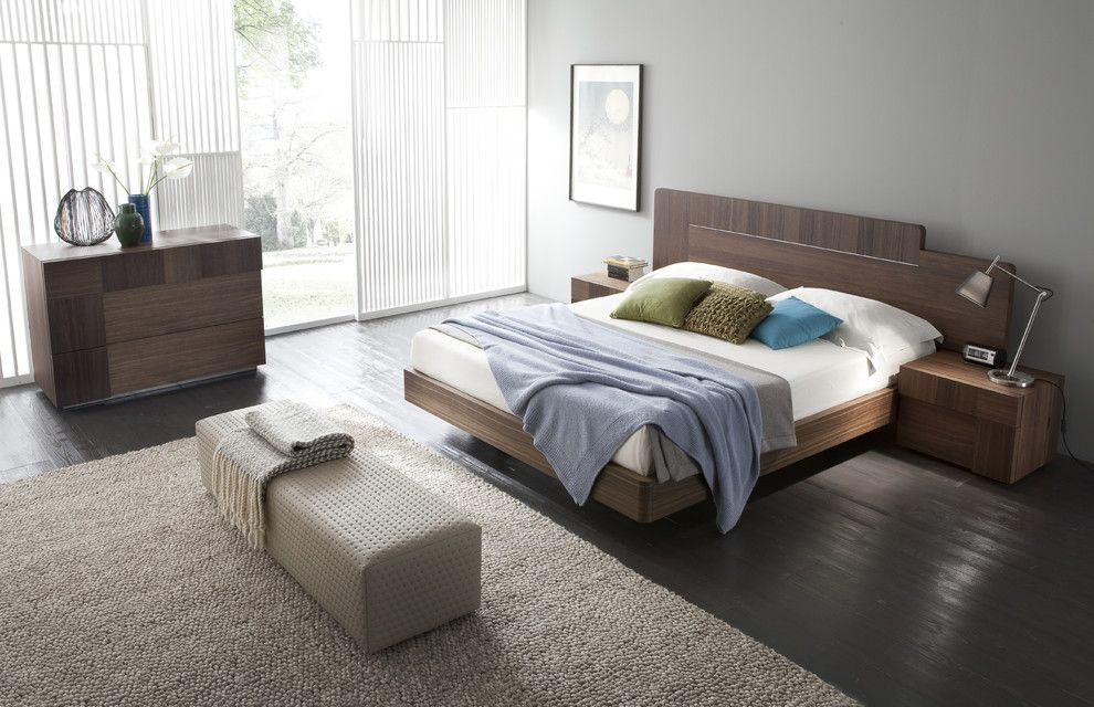 Fansedge Promo Code for a Modern Bedroom with a Italian Style and Air Bed by Div Furniture