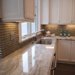 Fantasy Brown Granite for a Transitional Kitchen with a Transitional and Menlo Park by Da Vinci Marble