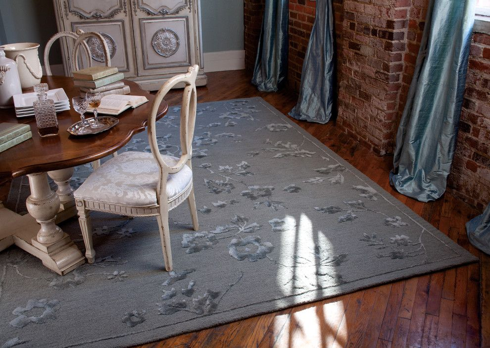 Feizy for a Traditional Dining Room with a Traditional and Feizy Rugs by Feizy Rugs