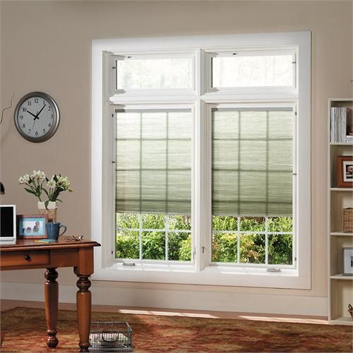 Feldco for a Traditional Spaces with a Casement and Office: Casement Window by Feldco Windows, Siding and Doors