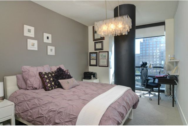 Feng Shui Bedroom for a Contemporary Bedroom with a Hi Rise and