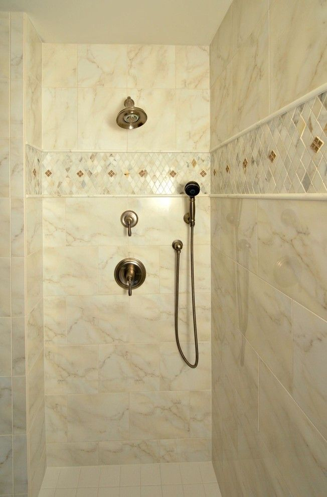 Ferguson Plumbing Supplies for a  Bathroom with a  and Bathroom by Innovative Construction Inc.