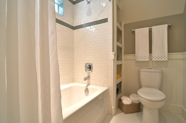 Ferguson Plumbing Supplies for a Traditional Bathroom with a Tub and Eastmoreland Complete Remodel renovation. Ferguson Plumbing Supplies for a Mediterranean Bathroom with a