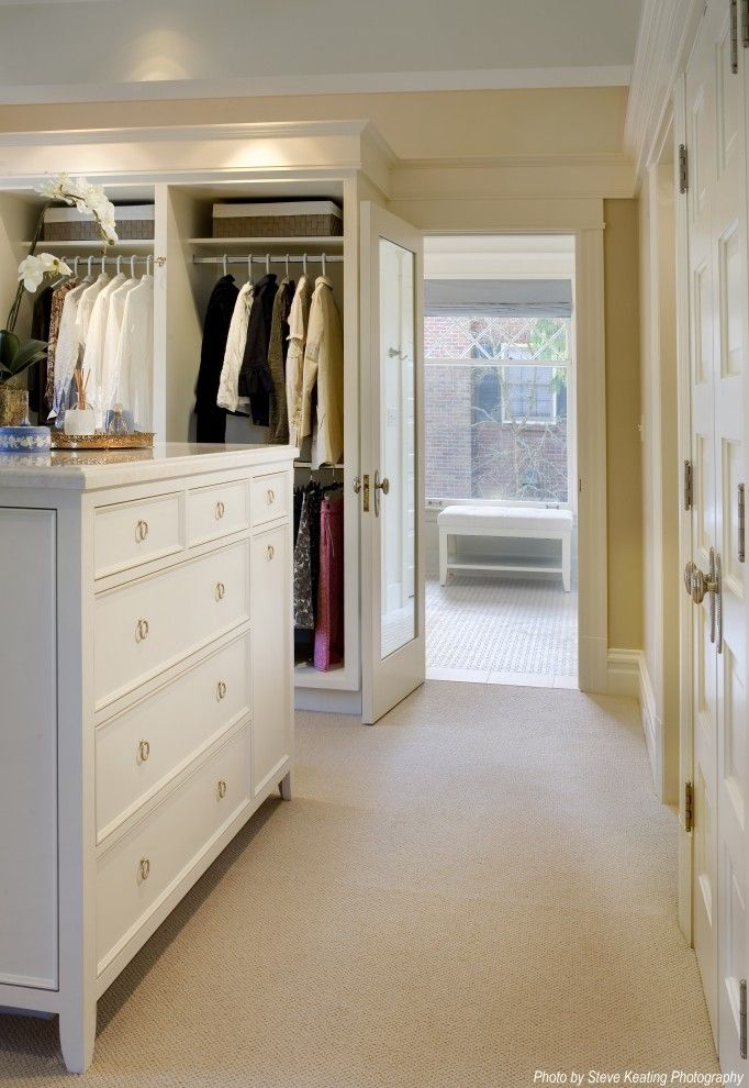 Flemington Dept Store for a Traditional Closet with a Walk in Closet and Traditional Closet by Knowlesps.com