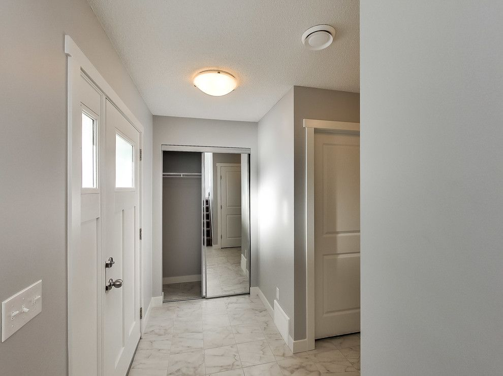 Floor and Decor Lombard for a Transitional Hall with a Townhouse and ALTIUS Cy Becker Lombard by StreetSide Developments Edmonton