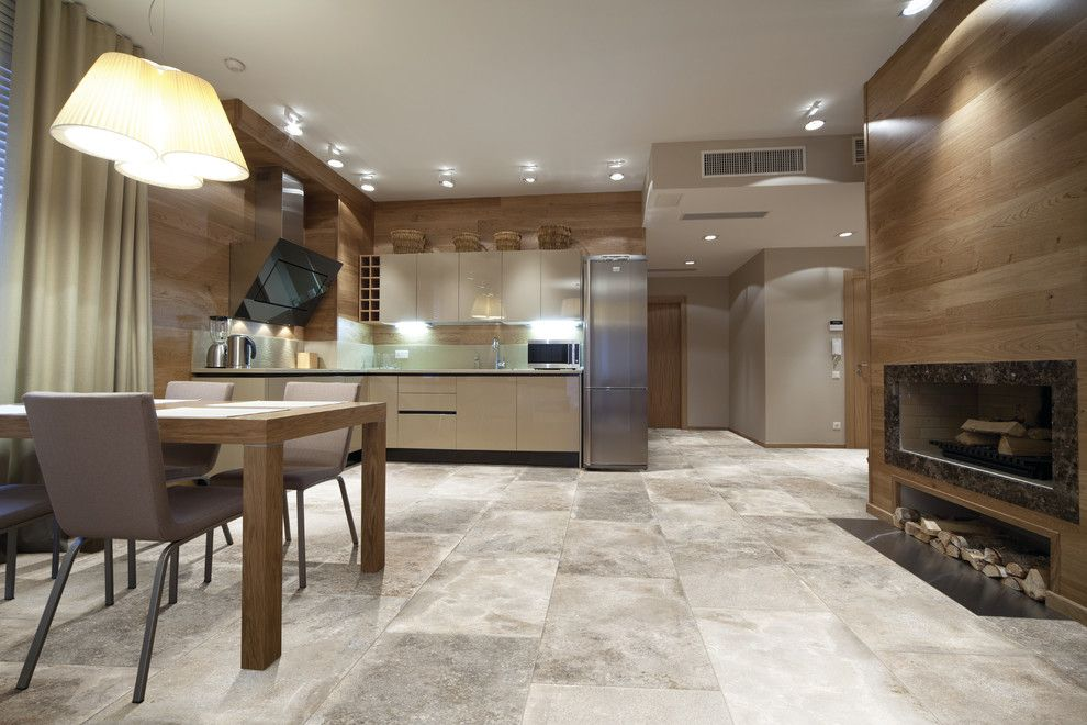 Floor Trader Okc for a Contemporary Kitchen with a Contemporary and Floor & Decor by Floor & Decor