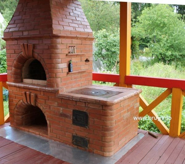 Forno Bravo for a Craftsman Spaces with a Forno Bravo and Forno Bravo Primavera Wood Fire Oven by Forno Bravo