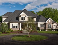 Front Porch Designs for a Traditional Exterior with a Niskayuna Ny and 2012 Parade of Homes by Belmonte Builders