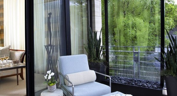 Gabberts Furniture for a Contemporary Patio with a Designer and Patio by Gabberts Design Studio