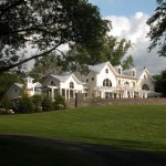 Gable Roof for a Traditional Exterior with a Traditional and Hudson River House by Wallant Architect