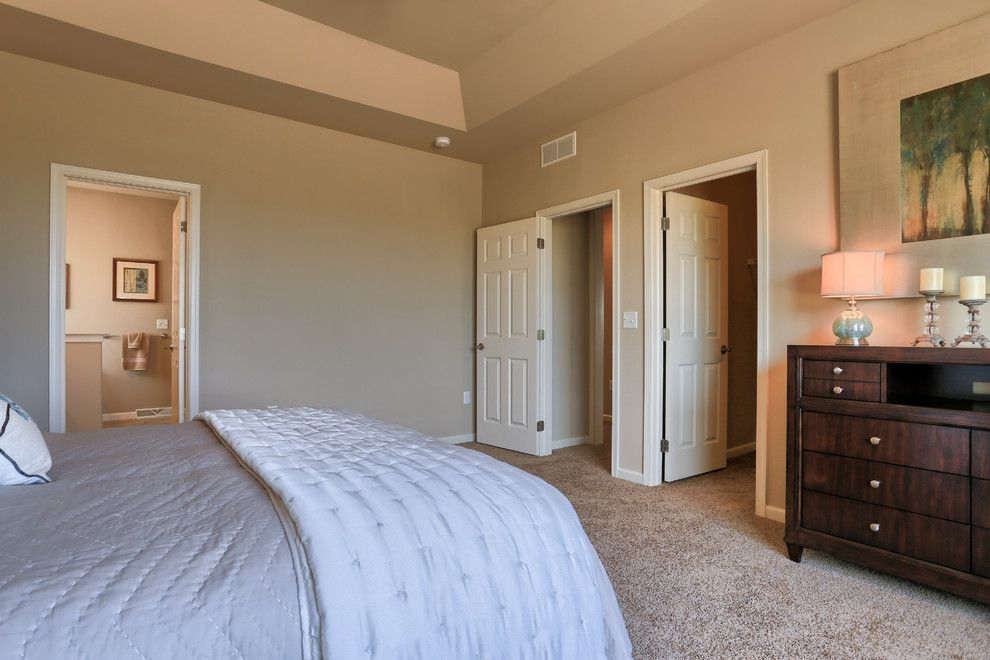 Garman Builders for a Traditional Bedroom with a Master Suite and 607 Kiera Lane by Garman Builders Inc.