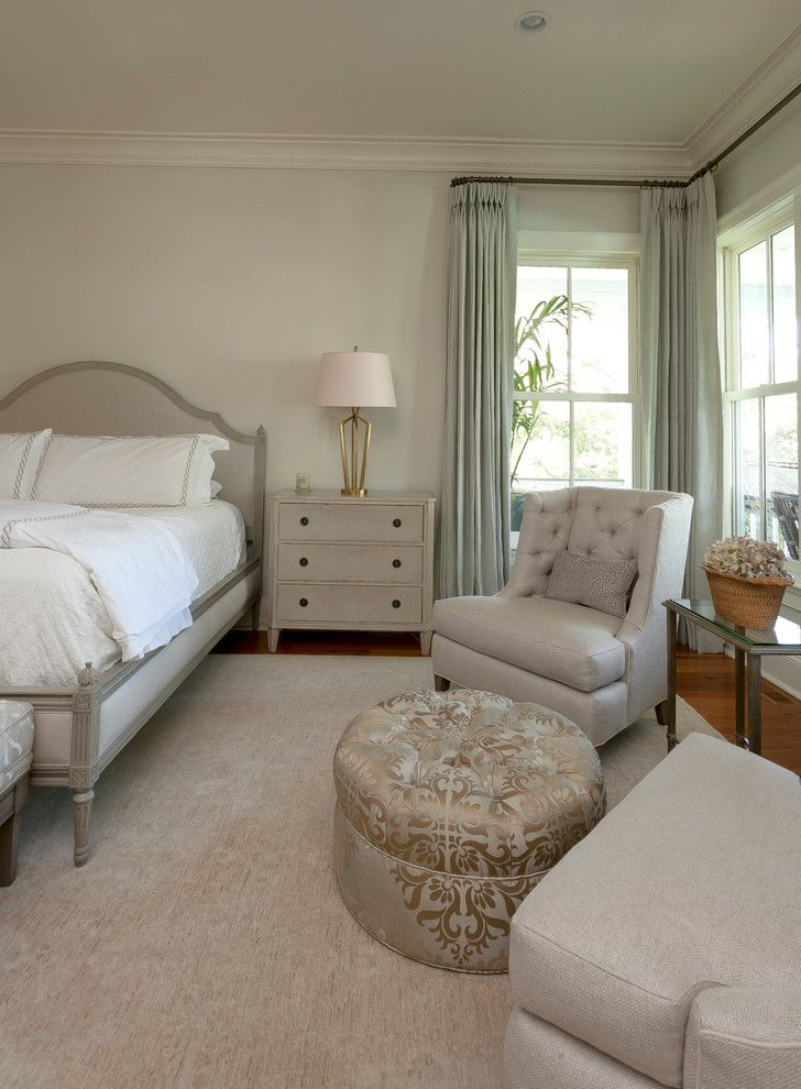 Gdc Home for a Shabby-Chic Style Bedroom with a Bedroom and Cottage Design by Deirdre Stevens by GDC Home