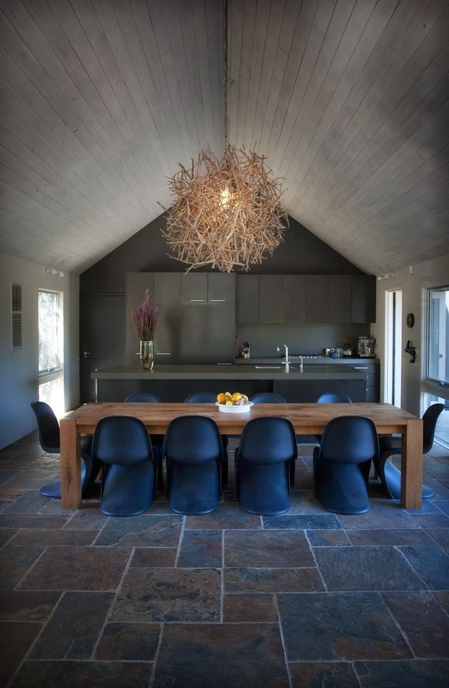 Get Rid of Fruit Flies for a Contemporary Kitchen with a Contemporary Design and Natural Billabong by Eco Outdoor