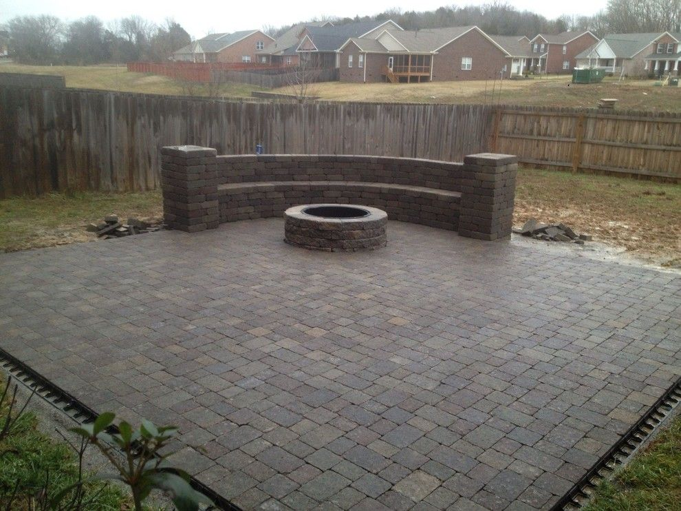 Gibbs Landscaping for a  Landscape with a Hardscape and Hardscapes & Water Features by Gibbs Landscaping & Lawn Care