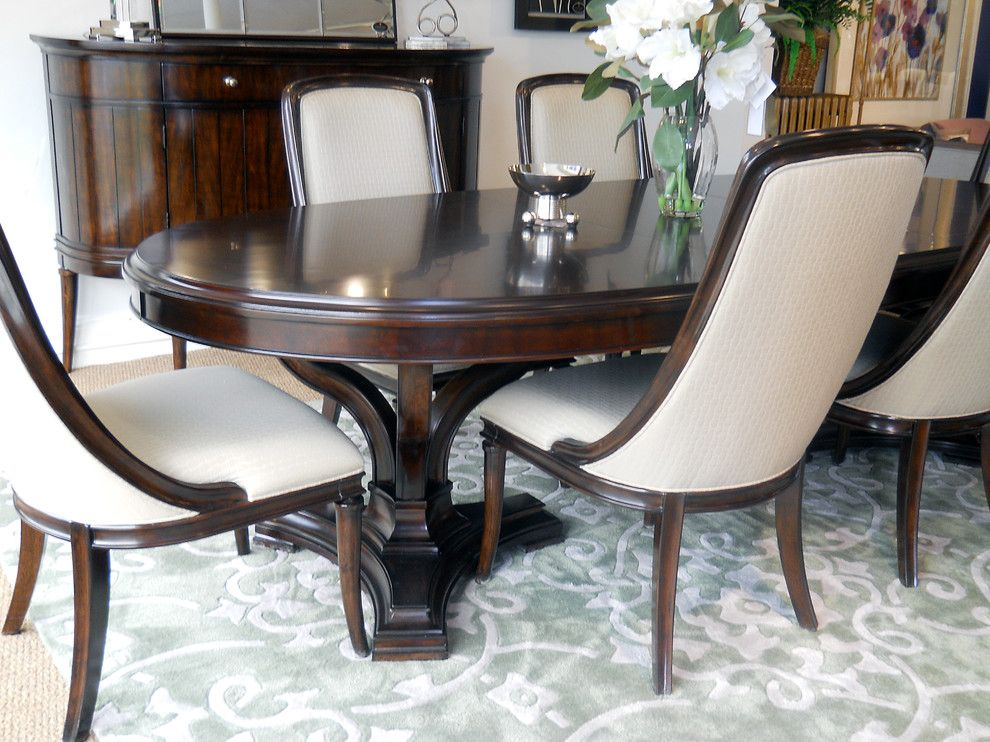 Gladhill Furniture for a Traditional Dining Room with a Sideboard and Our Rooms by Gladhill Furniture
