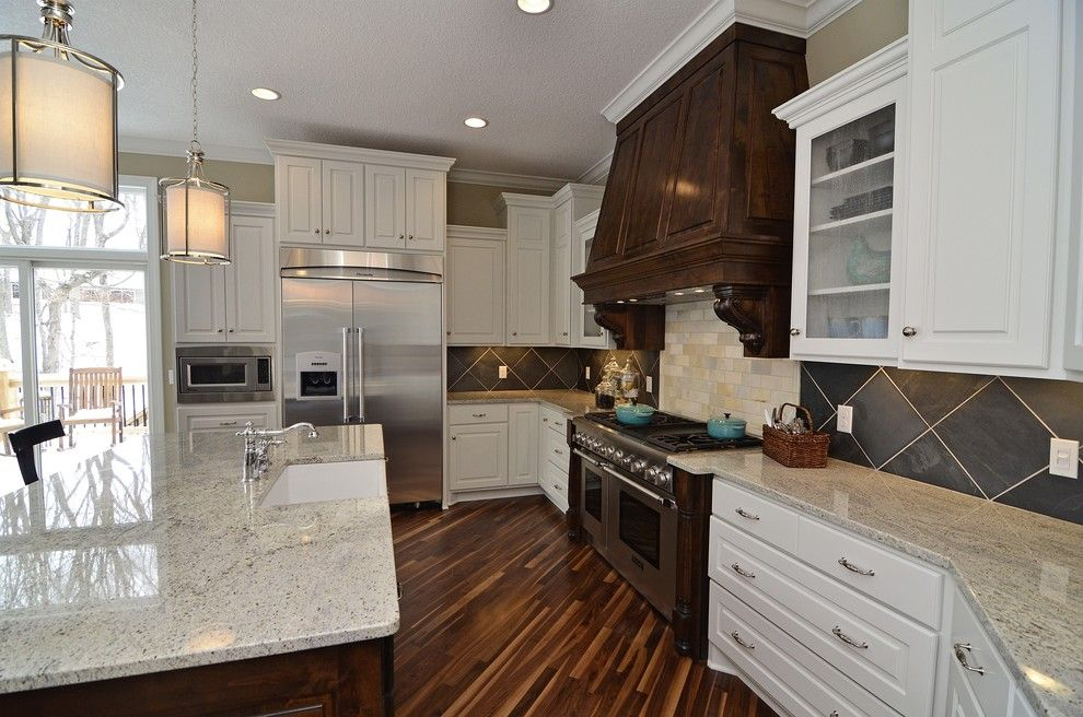 Gonyea Homes for a Traditional Spaces with a Traditional and Woolman Woods Model   Spring 2012 by Gonyea Homes & Remodeling