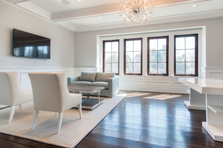 Grafton Furniture for a Traditional Living Room with a Custom and Hamptons Project by Grafton Furniture