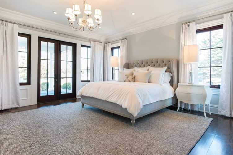 Grafton Furniture for a Transitional Bedroom with a Miami and Hamptons Project by Grafton Furniture