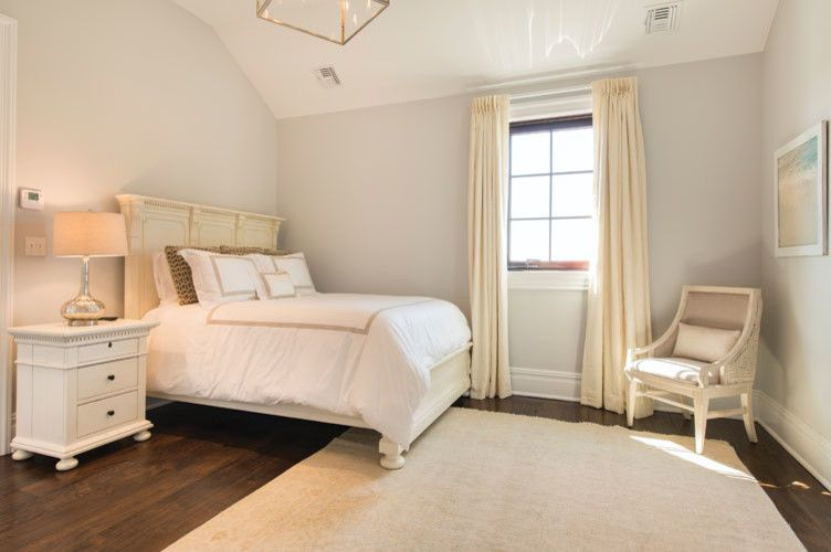 Grafton Furniture for a Transitional Bedroom with a Sofa and Hamptons Project by Grafton Furniture