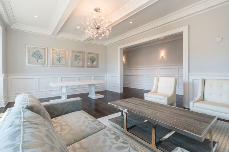 Grafton Furniture for a Transitional Living Room with a Hamptons Style and Hamptons Project by Grafton Furniture