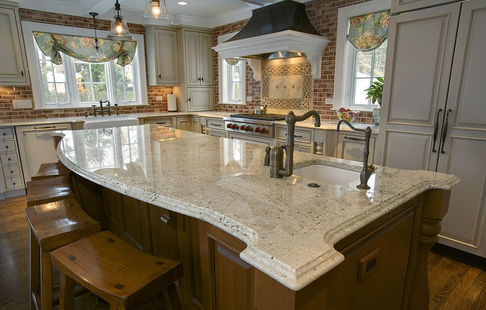 Granite Countertops by Lauren Catino