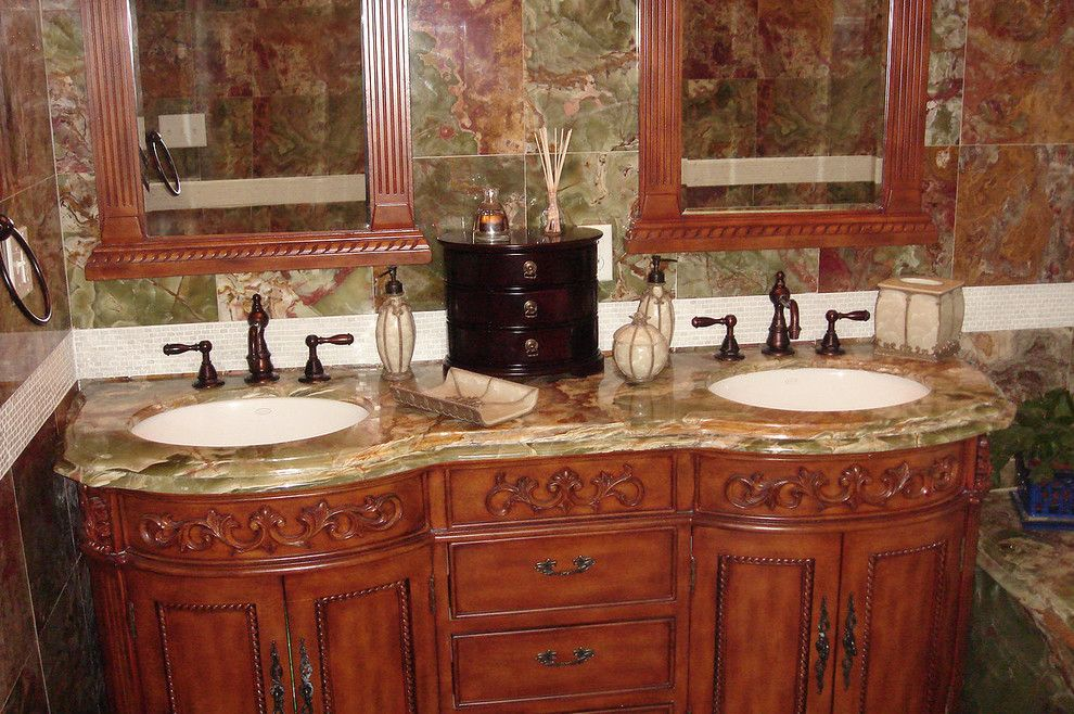 Granite Expo for a  Spaces with a  and Marble & Granite by Marble & Granite Expo Inc