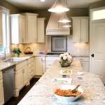 Granite Kitchen by Green Apple Design
