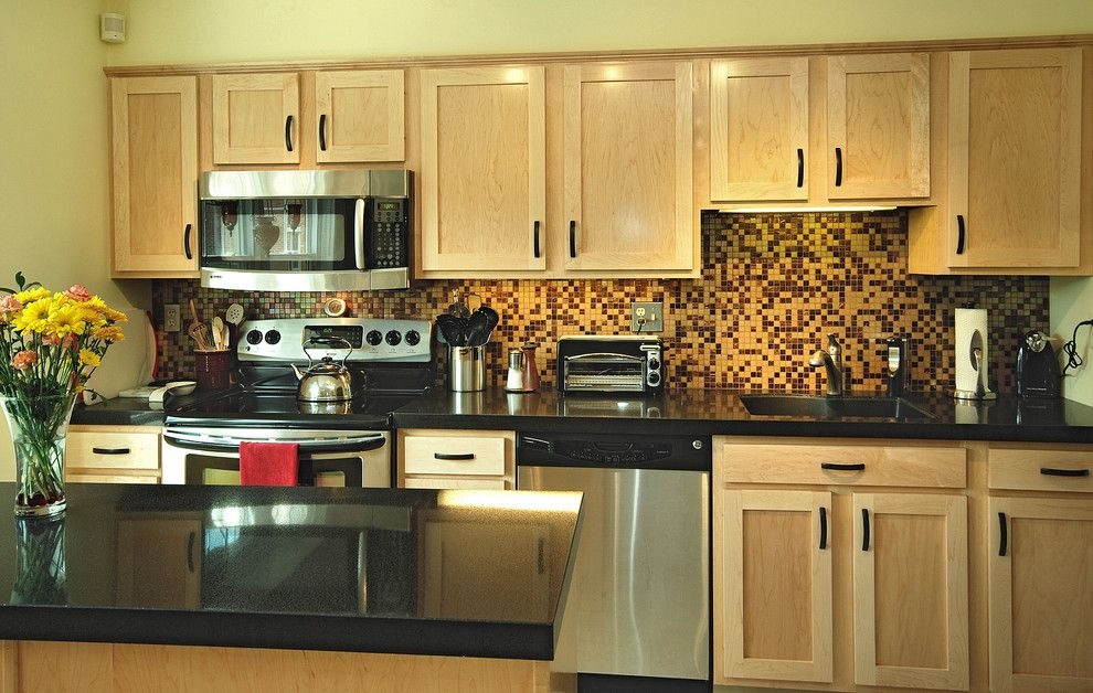 Granite Transformations for a Contemporary Kitchen with a Contemporary and Granite Transformations St Louis by Granite Transformations of St Louis