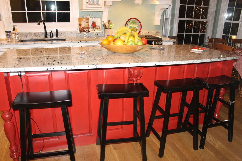 Greenfield Cabinets for a  Spaces with a  and Remodeled Kitchens by Greenfield Cabinets