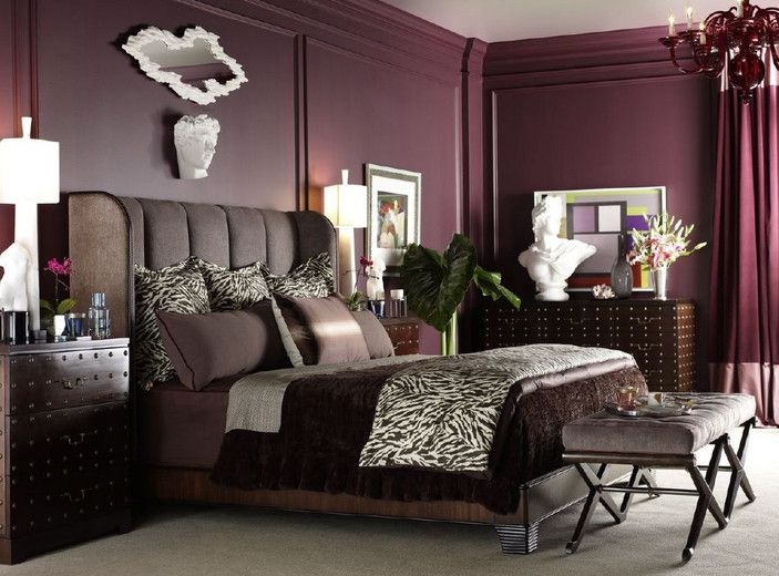 Guy Chaddock for a  Bedroom with a Ferguson Copeland and Bedroom   Ferguson Copeland by Luxe Home Philadelphia