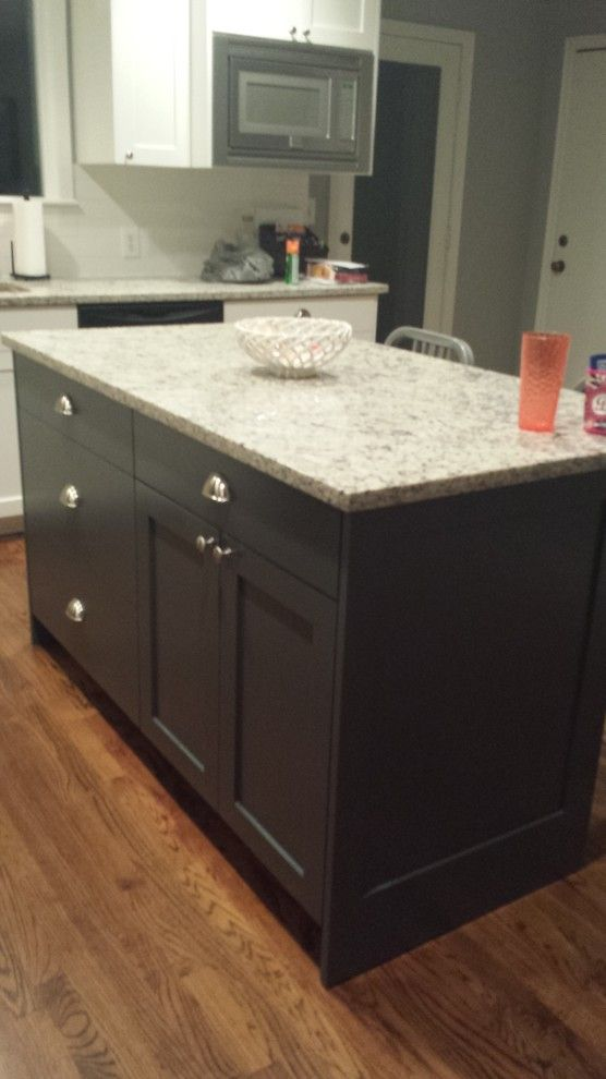 Hahn Appliance Tulsa for a Traditional Kitchen with a Cabinets and Vaughn' Remodel by Arches Construction Corp.