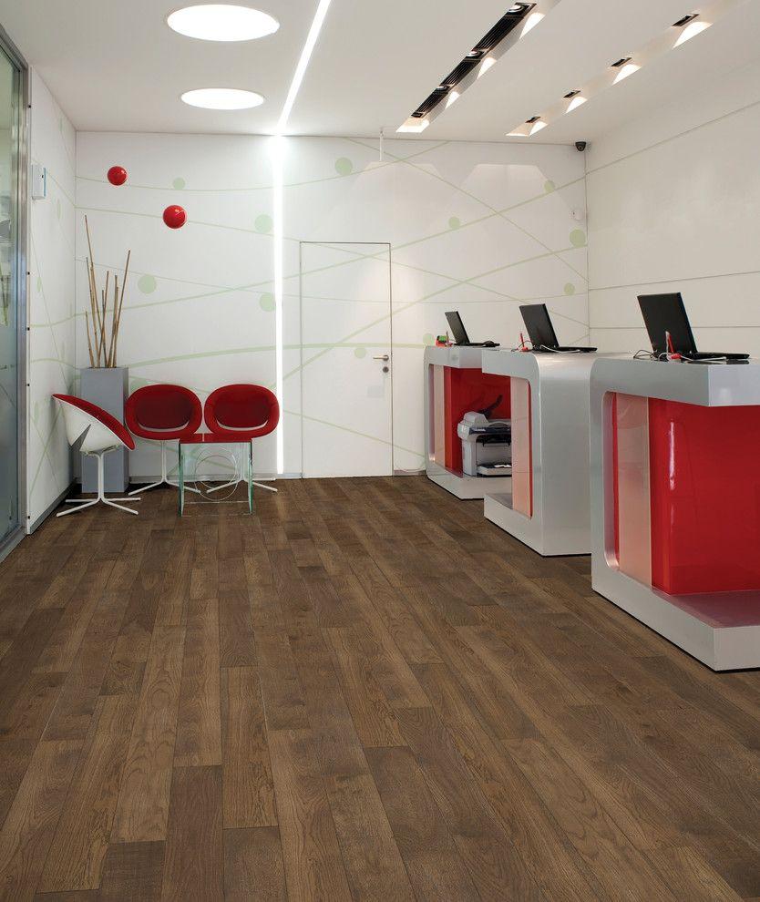 Hallmark Hardwoods for a Contemporary Home Office with a Hallmark Floors and Moderno Commercial Collection Under Hallmark Hardwoods by Hallmark Floors by Hallmark Floors