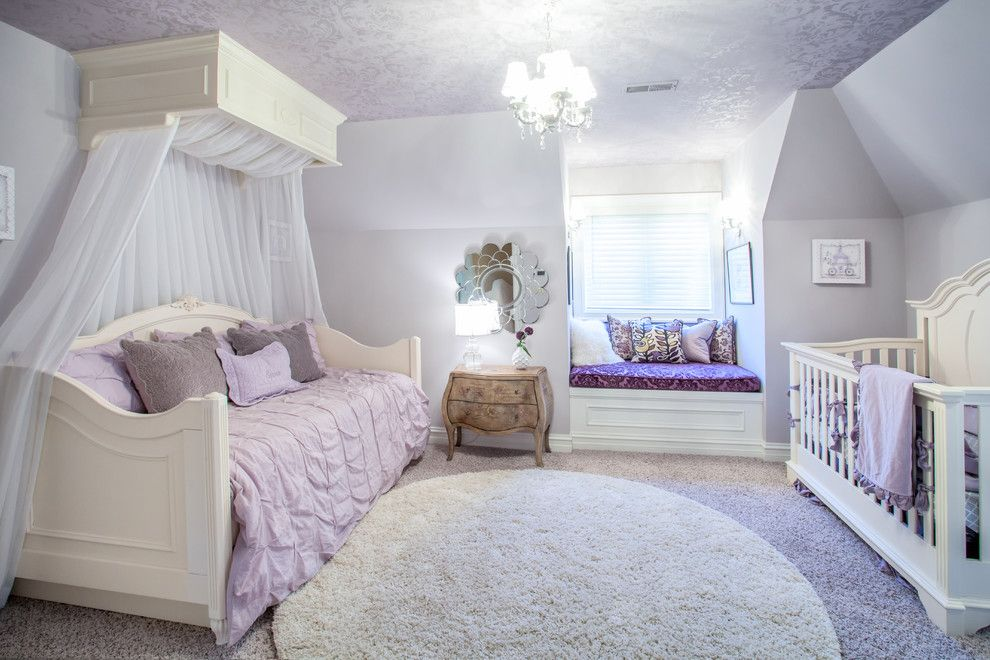 Hammary for a Traditional Kids with a Shared Bedroom and French Country European Style Home by M.j. Whelan Construction