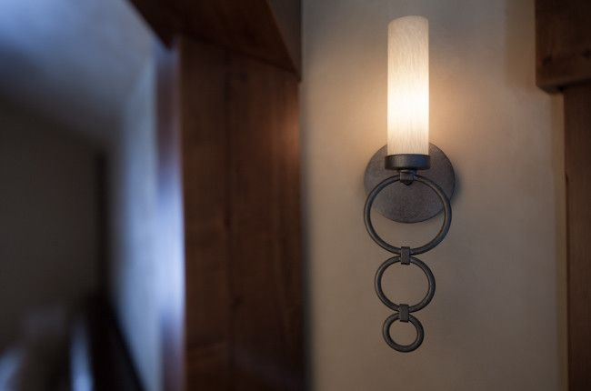 Hammerton Lighting for a Contemporary Spaces with a Hammerton Lighting and Wildridge Residence by Hammerton Lighting